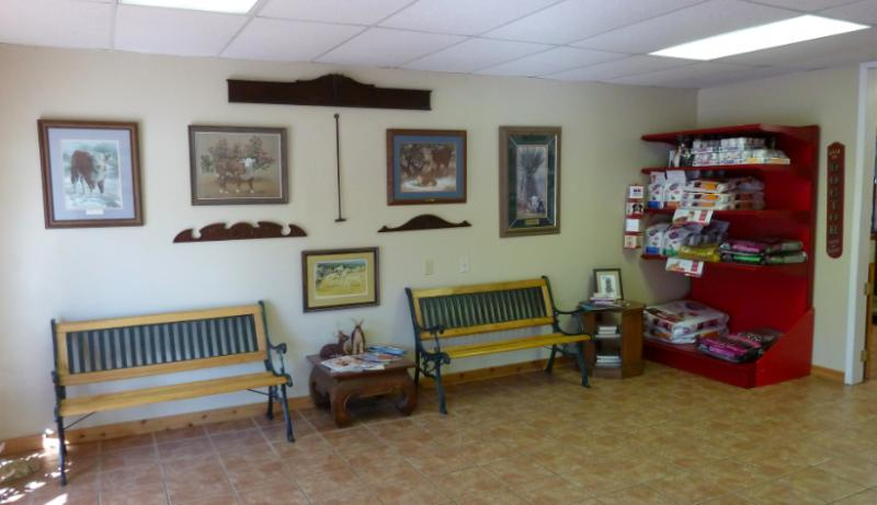 Waiting Room - King-Care Pet Center